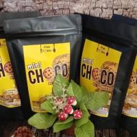 Paket Reseller CHOCO Mini Cookies Coklat Snack Chocholate 25 Pcs