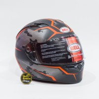 Helm Bell Qualifier Stealth Camo Red
