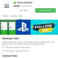 Follow XILIA OLSHOP