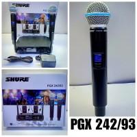 Mic Wireless SHURE PGX 242 93 Handle