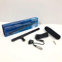 TERBAIK Mic Condensor Condenser Tele Kamera DSLR Pidato Hardwell F1 F