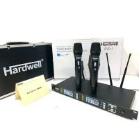 mic wireless hardwell Evo 1 Garansi original
