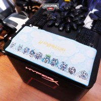 TTESports Dasher Extended Snow Miku Edition