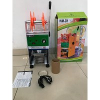 Cup Sealer Mesin Press Gelas WM-D1 u/ Gelas Tinggi Jumbo 22 Oz GARANSI