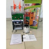 Cup Sealer Digital Counter Mesin Press Gelas WM-D8 + Roll GARANSI 1THN