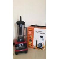 Heavy Duty Commercial Ice Blender WILLMAN WM-787 (Cocok untuk Cafe)
