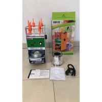 Cup Sealer Mesin Press Gelas WILLMAN WM-D8 + Roll Plastik GARANSI 1THN
