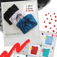 Promo Celana Pendek EmkaID (3pcs)
