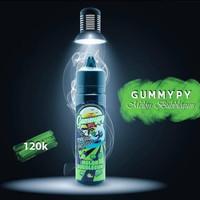 Liquid Gummypy Melon Bubblegum 3Mg 60ML Liquid permen karet melon mint