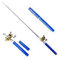 Pancingan Pulpen Mini Fishing Rod Pen Joran Pancing Pulpen Pancingan