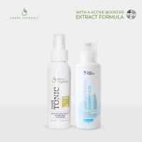 Green Angelica Paket Combo 2 - Obat Rambut Botak dan Rontok