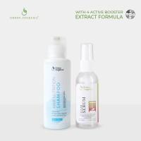 Green Angelica Paket Combo 3 - Vitamin Rambut Rontok, Kering dan Rusak