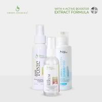Green Angelica Paket Maximal Treatment - Penumbuh Rambut Botak Rontok