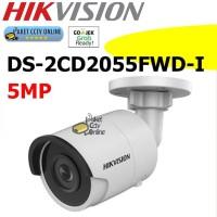 IP HIKVISION 5MP DS-2CD2055FWD-I / H.265+ ORIGINAL