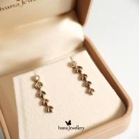 Anting Berlian Rosemary - Ivana Jewellery
