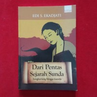 Jual Buku Dari Pentas Sejarah Sunda Sangkuriang Hingga Juanda Kab Ciamis Agan Sundanese Merch Tokopedia