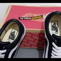 Paling Laku Sepatu Vans Old Skool Classic Black White Dt Premium