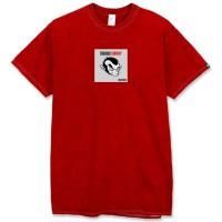 Upstain Wear Red T-Shirt Banana Hunter