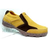 Gats TO 2206 Tan Sepatu Kulit High Quality ORIGINAL