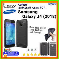 Casing Case iPaky Samsung Galaxy J4 (2018) (Softcase Backdoor Samsung)