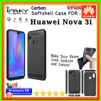 "Casing SoftCase iPaky Huawei Nova 3i (6.3"") 