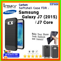 Casing SoftCase iPaky Samsung Galaxy J7 (2015)/ J7 Core | Case Samsung