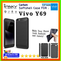 "Casing SoftCase iPaky Vivo Y69 (5.5"") 