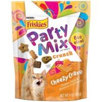 friskies party mix cheezy craze 60 gran