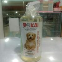 mokai puppy dog shampoo 550 ml