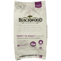blackwood adult salmon and rice 2.2 kg