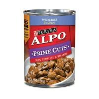 alpo prime cuts beef 374 gram
