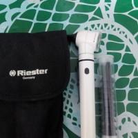 Otoskop / Senter Telinga Riester Made In Germany Second