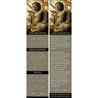 Cundi Bodhisattva - Selipan Buku