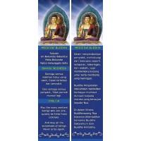 Medicine Buddha - Pembatas Buku