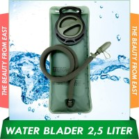 Water Blader - Kantung Air 2,5 Liter Hydration Pack
