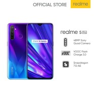 Realme 5 Pro 8/128GB Snapdragon 712 - 48MP AI Quad Camera SpeedMaster