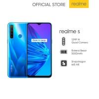 Realme 5 4/128GB Snapdragon 665AIE - 12MP Quad Camera PowerHero