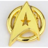 Pin Star Trek Bros Brooch