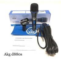 mic bagus mic kabel AKG D88os karaoke pidato mic all suara vocal oke