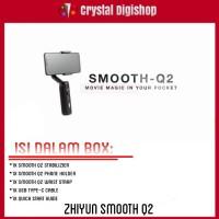 Zhiyun Smooth Q2 Smartphone Stabilizer Q 2 baru dari Zhiyun Smooth 4
