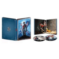 Ant Man Bestbuy steelbook 4k uhd bluray