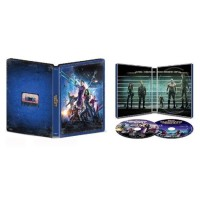 Guardian of the Galaxy steelbook Bestbuy 4k uhd bluray