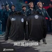 Jaket Team OG TI9 Edition - Gaming Apparel Esports