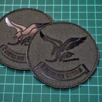 dummy ir fbi patch
