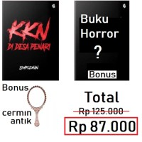 KKN di Desa Penari Buku Cerita Novel Horor Best Seller Simpleman