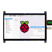 LCD 7 Inch Touchscreen - Support Windows, Linux, Raspberry, Android