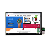 LCD 10 Inch Touchscreen - Support Windows, Linux, Raspberry