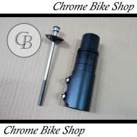 Adaptor Peninggi Stang Peninggi Stem Extender Sepeda Bahan Alloy