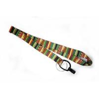 Strap Ukulele Hook Strap Motif Tribal Native