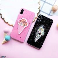 Ice Cream Case Softcase iPhone OPPO XIAOMI VIVO